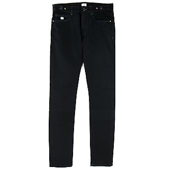 CP Company C.P. Company Mean Fit Slim Jeans Black D00