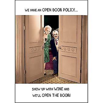 Pigment Open Door Policy - General Card