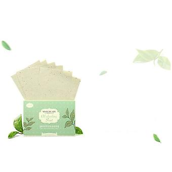Fragrant Tissue Paper For Face Oil Absorbtion- Breathable, Blotting
