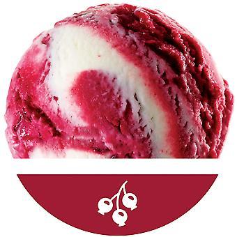 Glacio Cassis Cream & Blackcurrant Ice Cream
