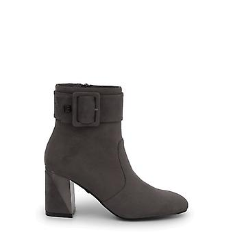 Laura biagiotti 576519 kvinder's side zip ankel støvler