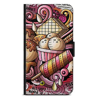 Bjornberry Wallet Case LG G5 - Need Ice Cream