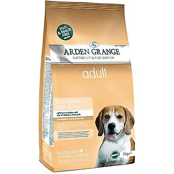 Arden Grange Adult Dog - Pork & Rice - 2kg