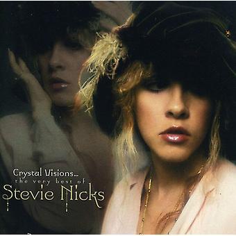 Stevie Nicks - Crystal Visions: The Very Best of Stevie Nicks [CD] USA import