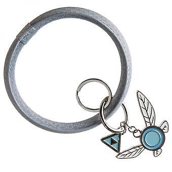 Zelda Navi Armband Armband und Schlüsselanhänger