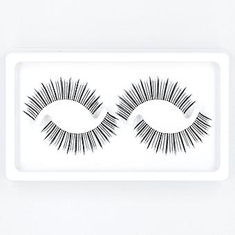 Eyelene Fake Eyelashes Twin Pack - Eloise 88151 - Natural Length and Volume