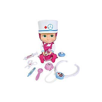 Masha Doll Doctor's Set