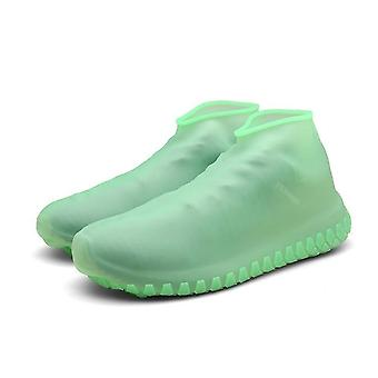 Waterproof Silicone Shoe Covers Shoe Covers Dustproof, Rain Cover Winter Step