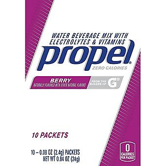 Propel Zero Berry water drank mix