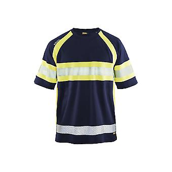 Blaklader 3337 hi-vis t-shirt uv-protection - mens (33371051)