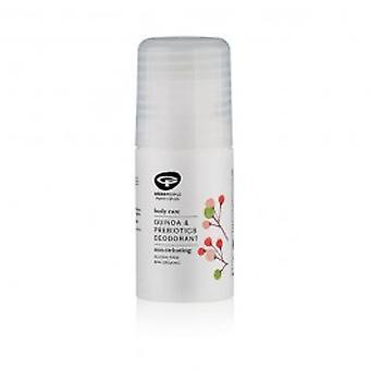 Green People - Quinoa & Prebiotics Deodorant 75 ML