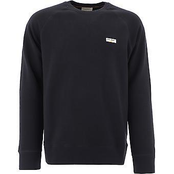 Nudie Jeans 150380b01 Heren's Zwart Katoen Sweatshirt