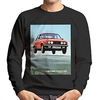 Austin Allegro 3 Better Than Ever British Motor Heritage Men's Sweatshirt