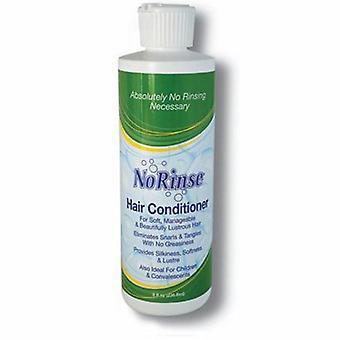 Pas de revitalisant pour cheveux rincés 8 oz. Bouteille, 1 Chacun