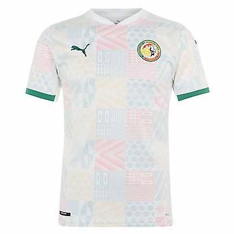 2020-2021 Senegal Home Shirt