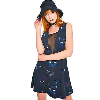 Jawbreaker Clothing All Eyes On You A-Line Dress