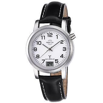 Ladies Watch Master Time MTLA-10295-12L, Quartz, 34mm, 3ATM