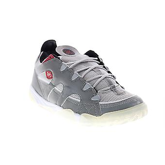 ES Scheme  Mens Gray Synthetic Skate Inspired Sneakers Shoes