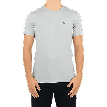 C.P.Company T-Shirts - Short Sleeve Grey 09CMTS024A005100W900 Top