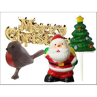Anniversary House Merry Little Xmas Topper Kit BX268