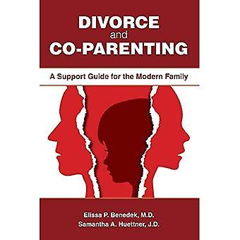 Echtscheiding en co-ouderschap: een support guide voor de moderne familie