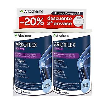 Duplo Arkoflex Collagen Neutral 2 units of 360g