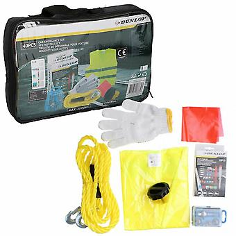 Dunlop Emergency Kit 40pcs