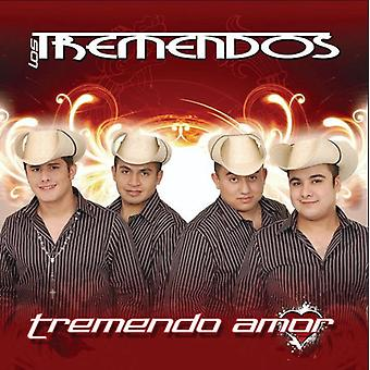 Tremendo Amor [CD] USA import