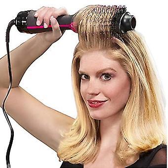 المهنية مجفف الشعر فرشاة مستقيم مشط مشط الكهربائية ضربة مجفف الساخن