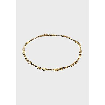 Kalevala Collier Women's Tenochtitlan 14K Gold 135106045 - Length 450 mm