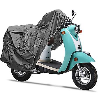 Motorcycle Bike Cover Travel Dust Storage Cover Compatible with Honda Silver Wing Trail 90 110 125