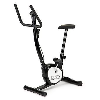 Bicicleta de ejercicio negro - 78x43x115 cm - resistencia mecánica