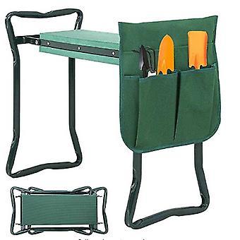 Newest Folding Garden Kneeler And Seat Eva Foam Pad