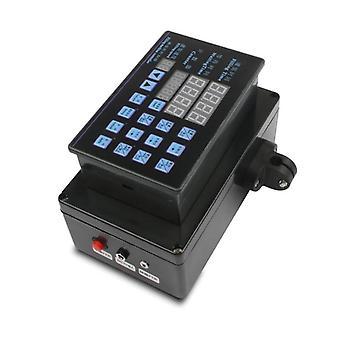 Máquina de llenado de líquidos eléctricos, mini llenador de agua embotellada, bomba digital