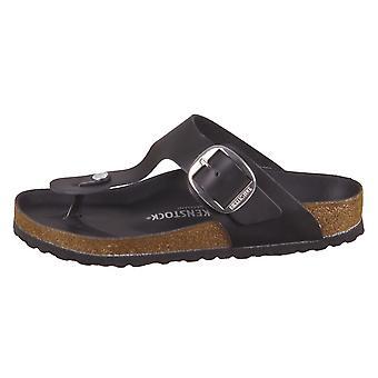 Birkenstock Gizeh Stor Spenne 1018753 universelle sommer kvinner sko