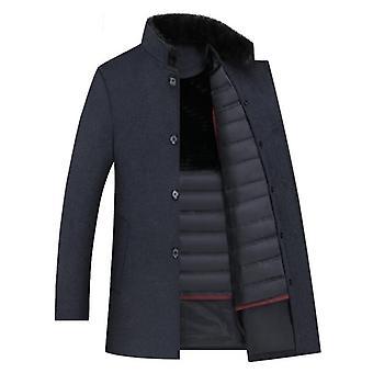 Thicke Wool Coat