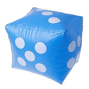 Giant Inflatable Dice, Beach Garden Party Game, Outdoor Kid Toy, Water Playing