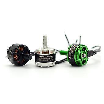 R1806 2380kv 2580kv Bezkefový motor pre Qav210 250 Emax Nighthawk 280