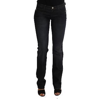Kostüm National Dunkelblau Baumwolle Slim Fit Jeans