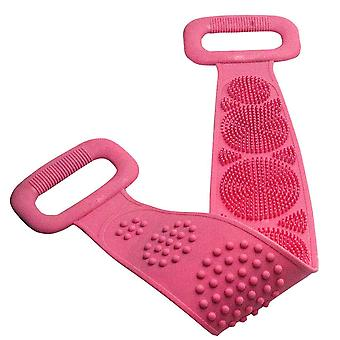 Scandinavian style magic silicone exfoliating brushes