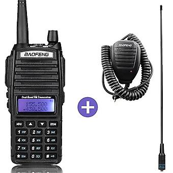 Uv82 Transceiver Walkie-talkie Two Way Radio Talkie Walkie Ham Radio
