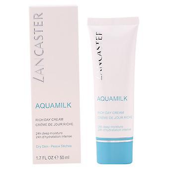 Lancaster Aquamilk Rich Cream Tube Pele seca 50 ml