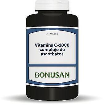 Bonusan Vitamine C 1000 Complex ascorbates 100 Comp.