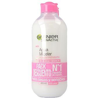 Decorar agua micelar skinactiva + leche hidratante Los 2 x 400 ml