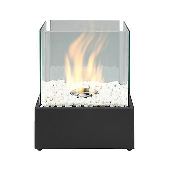 Square Bio Ethanol Open haard Tafelblad Firebox Brander Indoor Outdoor Heater