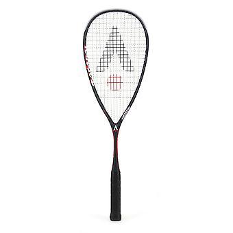 Karakal Raw 110 Squash Racket 110 Gram Titanium Graphite Frame Midplus Head