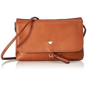 Tom Tailor Acc Luna Fall - Women's Crossbody Bags, Brown (Cognac), 20x12.5x2 cm (W x H L)
