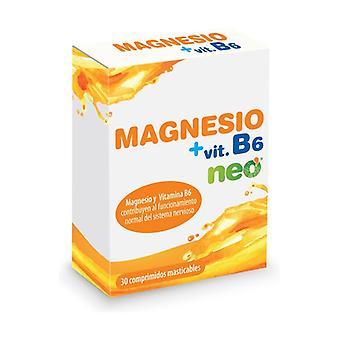 Magnesium och vitamin B6 30 tabletter