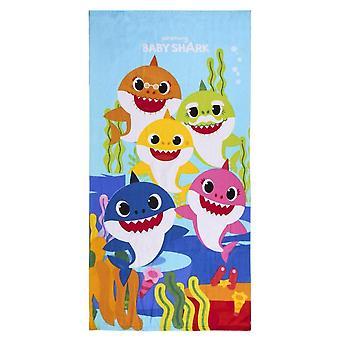 Baby Shark Quick Drying Towel Bath Towel 140cm