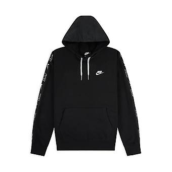Nike Men's Sweatshirt NSW CE FT SNLHoodie Black